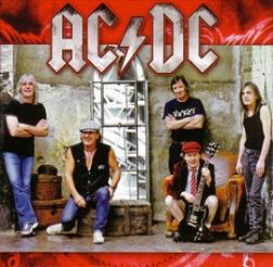 AC/DC It Smells Like Rock N' Roll Crystal Cat Records Label
