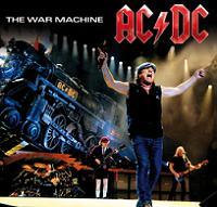 AC/DC War Machine Godfather Records Label