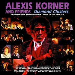 Alexis Korner And Friends Diamond Clusters No Label