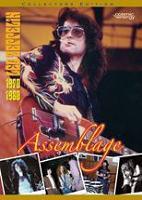 Led Zeppelin Assemblage DVD Cosmic Energy Label