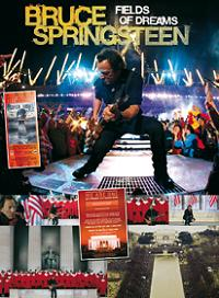 Bruce Springsteen & The E Street Band Fields Of Dreams Apocalypse Sound DVD