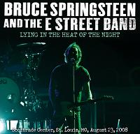 Bruce Springsteen & The ESB Lying In The Heat Of The Night The Godfather Records Label