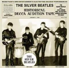 The Beatles Historical Decca Audition Tape Misterclaudel Label