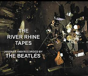 The Beatles River Rhine Tapes Secret Garden Label