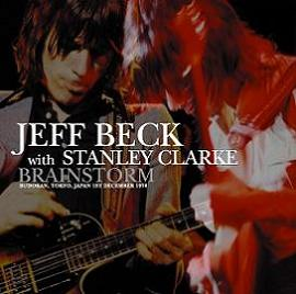 Jeff Beck Brainstorm No Label