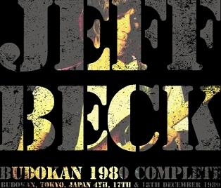 Jeff Beck Budokan 1980 Complete No Label