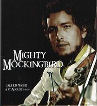 Bob Dylan Mighty Mockingbird Hollow Horn Label