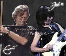 Clapton & Beck Rear Window Bell Label