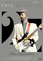 Eric Clapton Silver Impressions DVD No Label