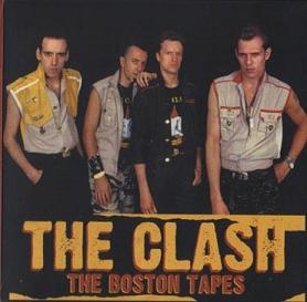 The Clash The Boston Tapes Viva Zapata Label