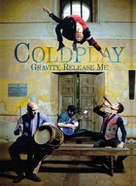 Coldplay Gravity Release Me DVD Apocalypse Sound Label
