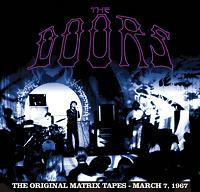 The Doors The Original Matrix Tapes The Godfather Records Label