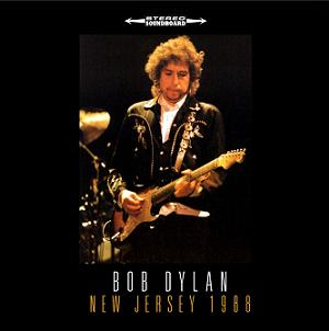 Bob Dylan New Jersey 1988 front Scorpio Label