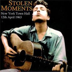Bob Dylan Stolen Moments No Label copy