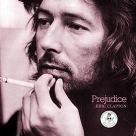 Eric Clapton Prejudice GLOF Label