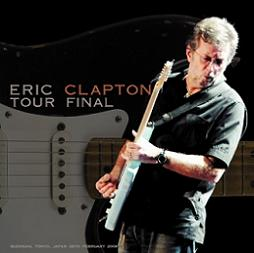 Eric Clapton Tour Final No Label