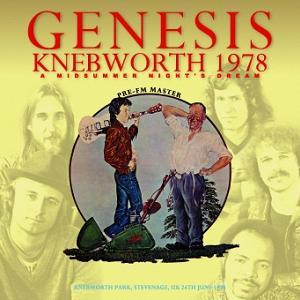 Genesis Knebworth 1978: A MidSummer's Night Dream Virtuoso Label