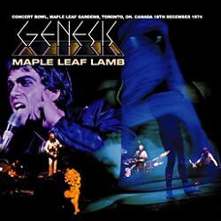 Genesis Maple Leaf Lamb Virtuoso Label