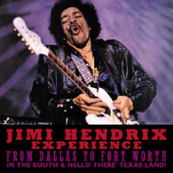 Jimi Hendrix From Dallas To Ft. Worth Scorpio Label