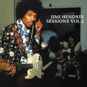 Jimi Hendrix Sessions Vol. 2 (re-issue) Scorpio Label