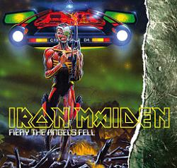Iron Maiden Fiery The Angels Fell The Godfather Records