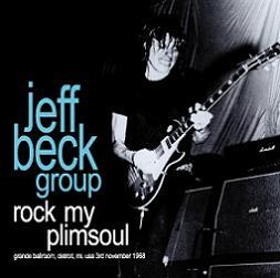 Jeff Beck Group Rock My Plimsoul Wardour Label