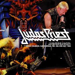 Judas Priest Jawbreaker Shades Label premier release