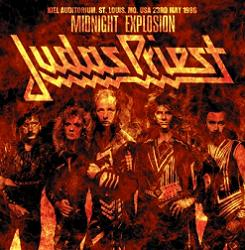 Judas Priest Midnight Explosion No Label