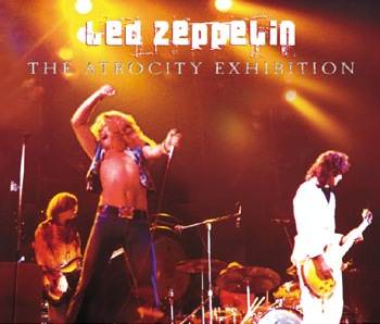 Led Zeppelin The Atrocity Exhibition Scorpio Label