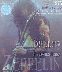 Led Zeppelin Babushka Lady Wendy Label