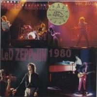 Led Zeppelin Brussels Audience June 20, 1980 Tarantura Label