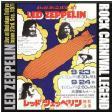 Led Zeppelin Rock Carnival Legend Beat & Beat Label