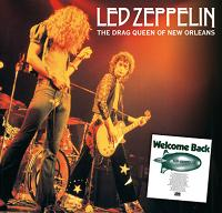 Led Zeppelin The Drag Queen Of New Orleans The Godfather Records Label