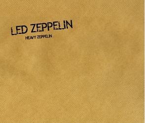 Led Zeppelin Heavy Zeppelin TCOLZ Label