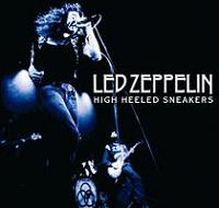 Led Zeppelin Hi-Heeled Sneakers The Godfather Records