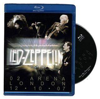 Led Zeppelin 02 Arena (Blu Ray) 2nd Edition Third Eye Productions