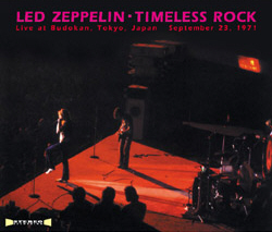 Led Zeppelin Timeless Rock Watchtower Label