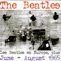 The Beatles Live Les Beatles en Europe Purple Chick Label