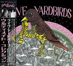 Live Yardbirds Featuring Jimmy Page: Ultimate Edition Wendy Label