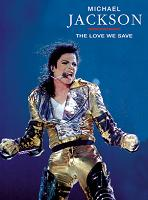 Michael Jackson The Love We Save DVD Apocalypse Sound Label