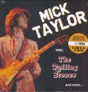 Mick Taylor with The Rolling Stones and more Box Set Wonderland Records