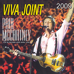 Paul McCartney Viva Joint Piccadilly Circus Label