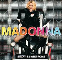 Madonna Sticky & Sweet Rome The Godfather Records Label