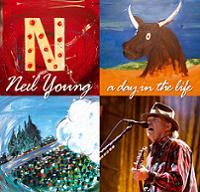 Neil Young A Day In The Life The Godfather Records