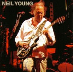 Neil Young Big Moon Over Colmar Crystal Cat Records Label