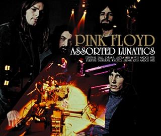 Pink Floyd Assorted Lunatics Sigma Label
