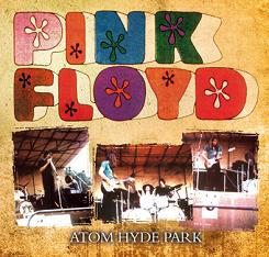 Pink Floyd Atom Hyde Park The Godfather Records