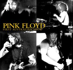 Pink Floyd First Australian Show The Godfather Records