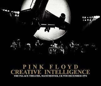 Pink Floyd Creative Intelligence Sigma Label