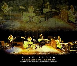 Pink Floyd Creatures Of The Deep Sigma Label